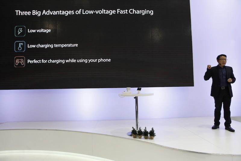 Oppo mang công nghệ Super VOOC và chống rung cảm biến ảnh đến MWC 2016