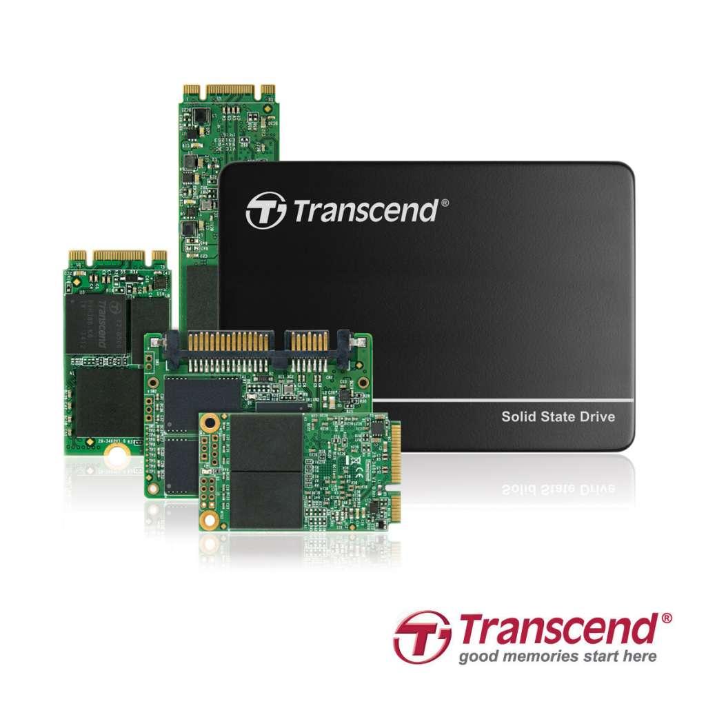 Transcend giới thiệu công nghệ lưu trữ mới Super MLC cho ổ SSD