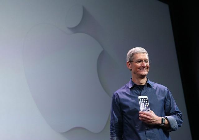 Những chiêu đẩy giá bán của Tim Cook có thể là nguyên nhân khiến Apple tiếp tục vững bền