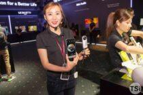 LG G5 ra mắt cùng các phụ kiện kính LG 360VR, 360 Cam và LG Rolling Bot