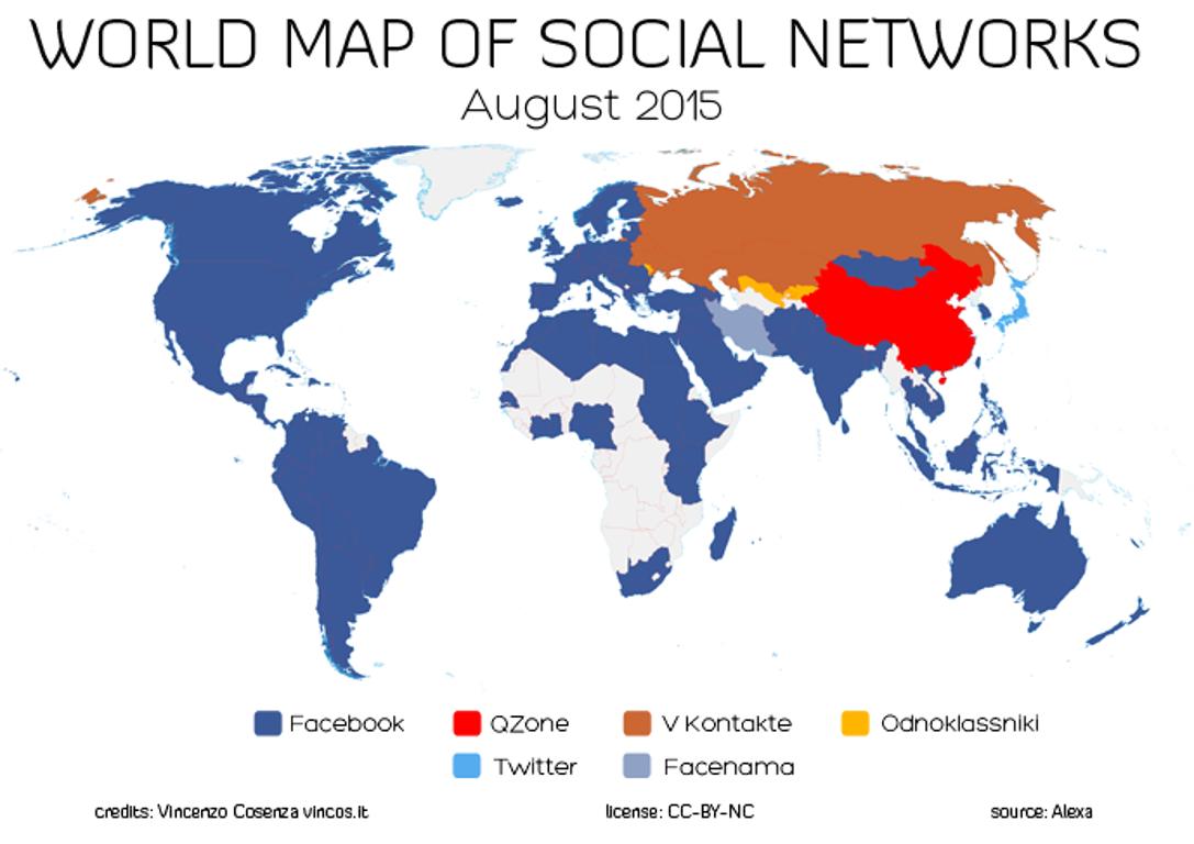 Facebook đang nuốt chửng thế giới như thế nào?
