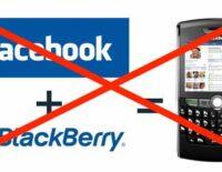 Facebook từ bỏ hỗ trợ cho BlackBerry, người dùng BB phải xài mobile web để lướt Feed