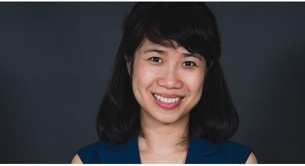 Cô Hà Lâm Tú Quỳnh: giám đốc truyền thông mới của Google tại Việt Nam