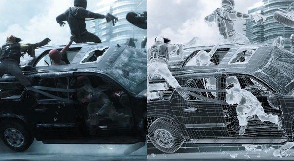 """""""Bóc mẽ"""" công nghệ kỹ xảo CGI trong siêu phẩm Deadpool"""