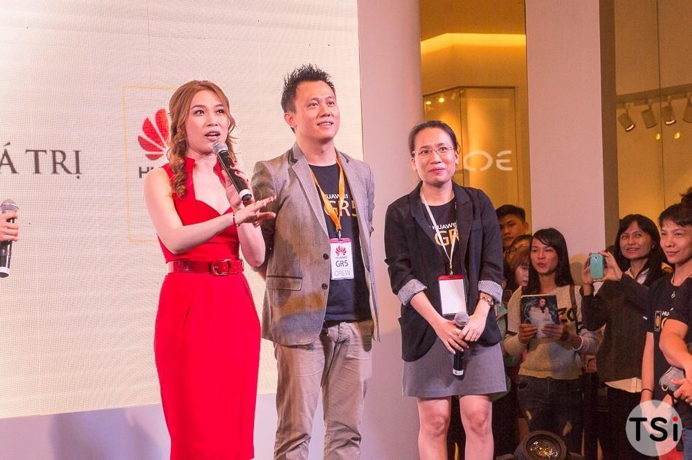 Mỹ Tâm trở thành đại sứ thương hiệu smartphone Huawei