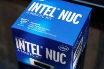 Máy tính văn phòng Rosa Intel NUC giá từ 5,6 triệu: SSD, CPU Skylake, Windows 10 bản quyền