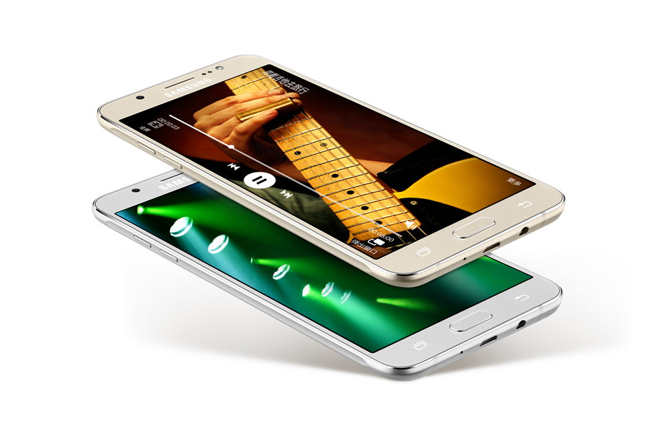 Samsung ra mắt Galaxy J5 và J7 (2016): 3 màu, camera sau 13MP, chưa có giá bán