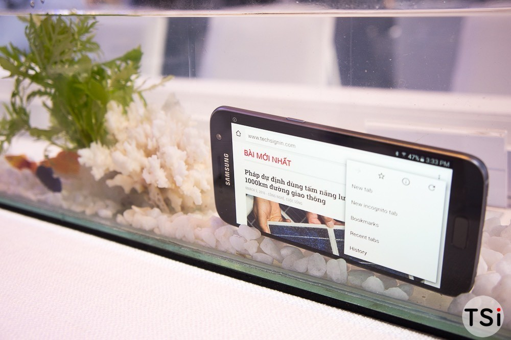 Samsung Vina sớm đem sản phẩm MWC 2016 về giới thiệu tại Việt Nam