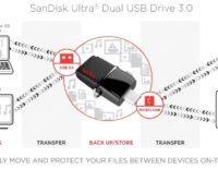 SanDisk giới thiệu USB OTG 3.0 cho smartphone, tablet