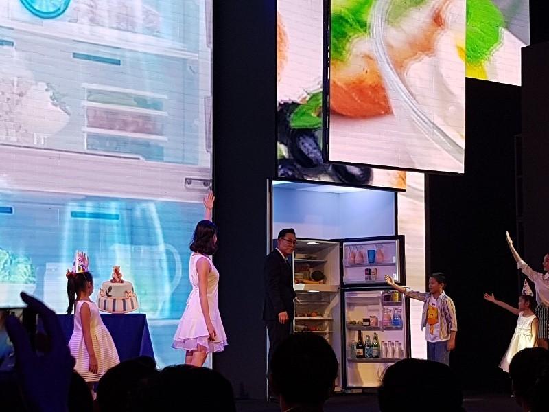 Samsung giới thiệu tủ lạnh Twin Cooling Plus: 2 cửa, 2 dàn lạnh độc lập có khả năng tùy biến cao