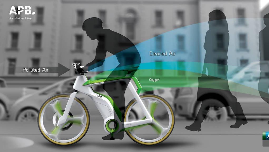10 mẫu xe đạp lạ đến khó tin của tương lai