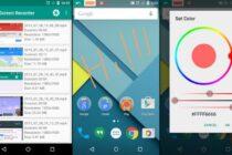 6 ứng dụng quay màn hình trên Android miễn phí