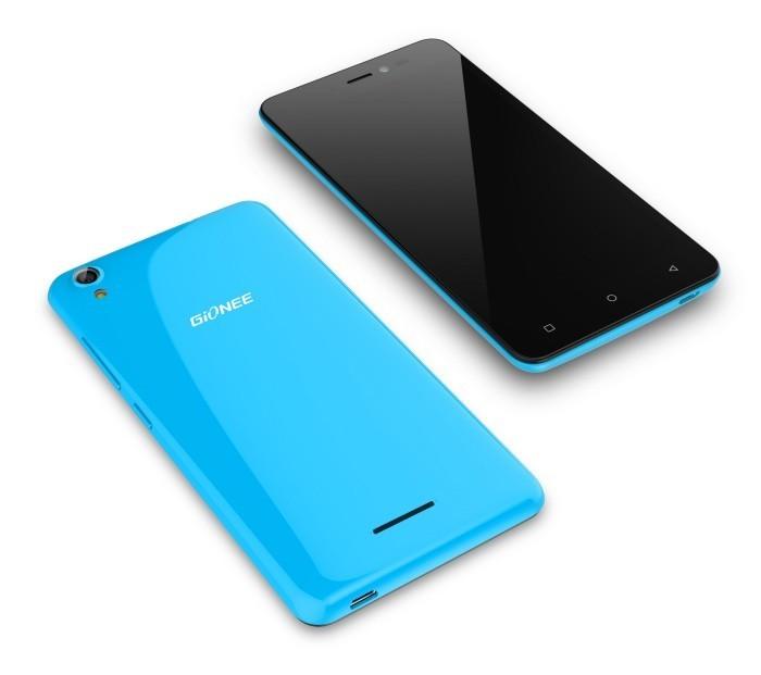 Gionee P5 mini lên kệ giá 1,55 triệu: vỏ nhựa nhiều màu, RAM 1GB, Android 5.1
