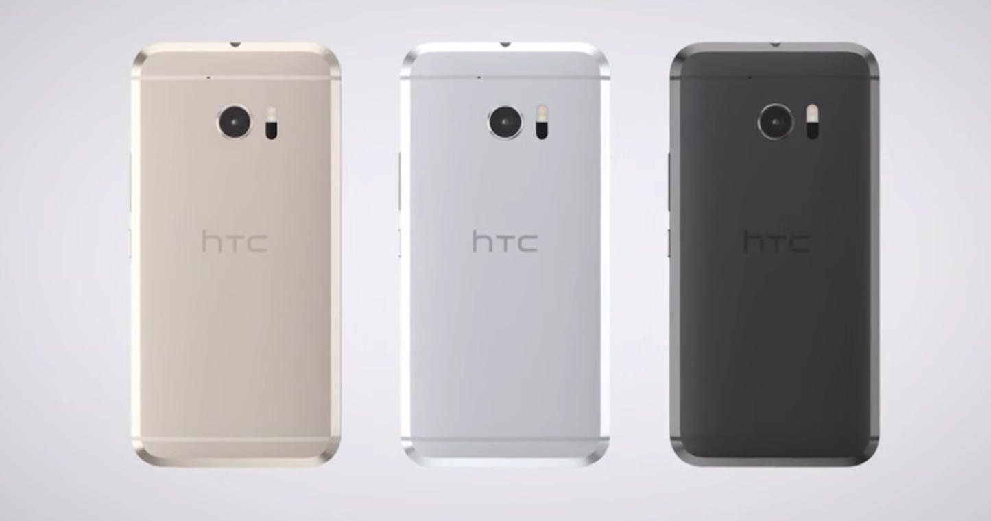 HTC 10 lộ video gần như hoàn chỉnh
