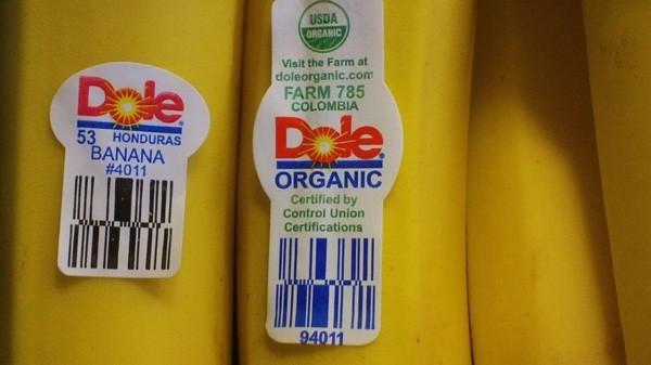 Mã số PLU tiết lộ điều gì về các loại trái cây nhập khẩu?