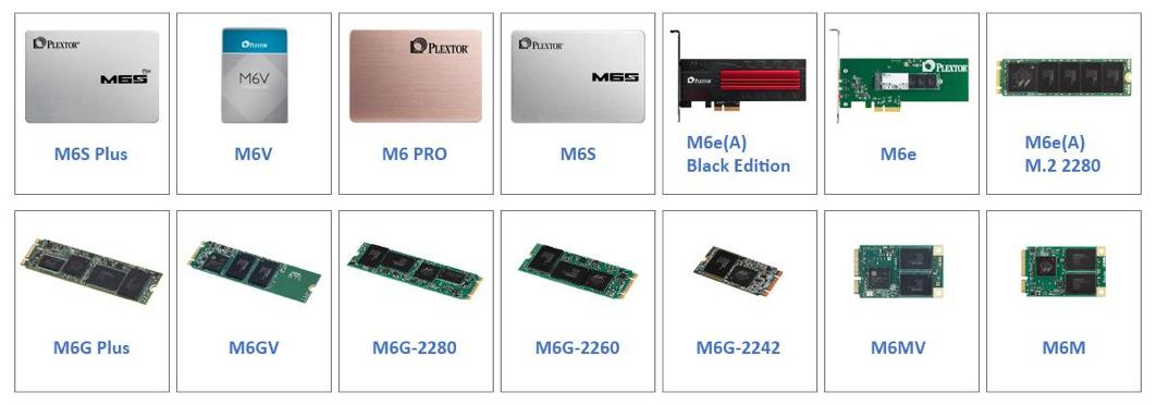 Plextor giới thiệu ba phần mềm miễn phí hỗ trợ cho SSD M6