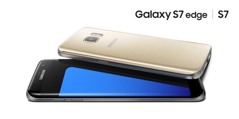Sau 2 tuần Samsung Galaxy S7 edge Gold vẫn được yêu thích nhất trong loạt bộ đôi flagship