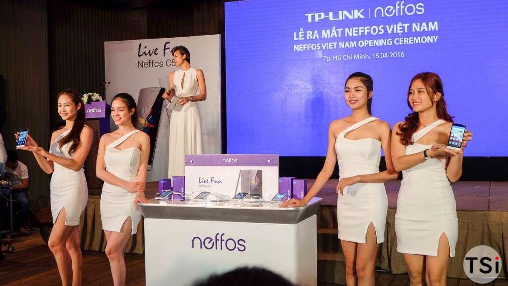 TP-Link chính thức đem smartphone Neffos C5 vào Việt Nam, bán đầu tiên ở Lazada từ 20/4