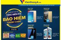 Viễn thông A tung gói bảo hiểm trộm cướp cho smartphone