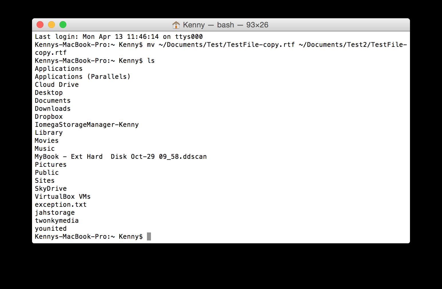 10 lệnh Terminal giúp bạn tối ưu sử dụng máy Mac