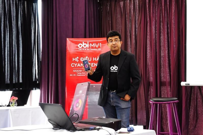 Obi Worldphone MV1 chính thức: giá 3,5 triệu, chạy Cyanogen, 2GB RAM, hỗ trợ 4G