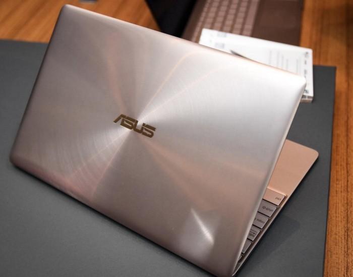 Asus ZenBook 3 chính thức, đối đầu với Macbook của Apple