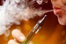 Hút thuốc lá điện tử không giảm nguy cơ nguy cơ ung thư