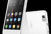 Lenovo Vibe C ra mắt giá 2,1 triệu: 5 inch, kết nối 4G, pin 2300mAh