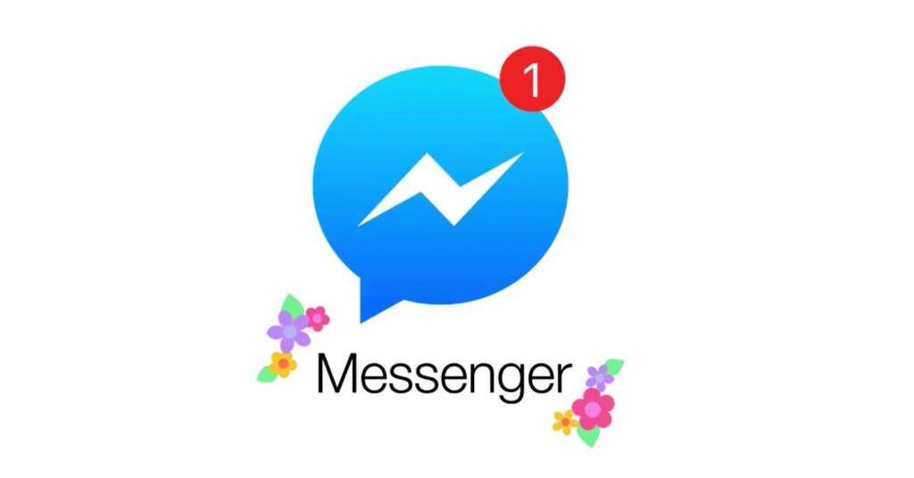 Người dùng Việt thích thú vì Facebook Messenger cho phép gửi tin nhắn có hoa