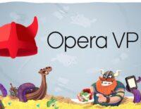 Người dùng iOS có thêm lựa chọn Opera VPN để bảo mật trực tuyến