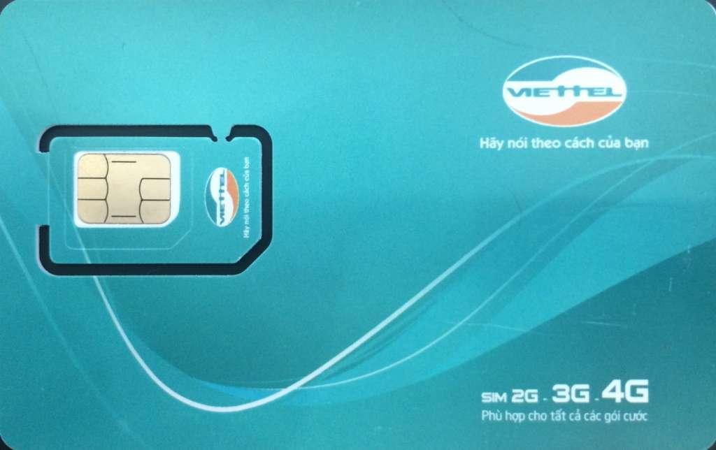 Sáng mai 12/5, Viettel chính thức cho đổi SIM 4G