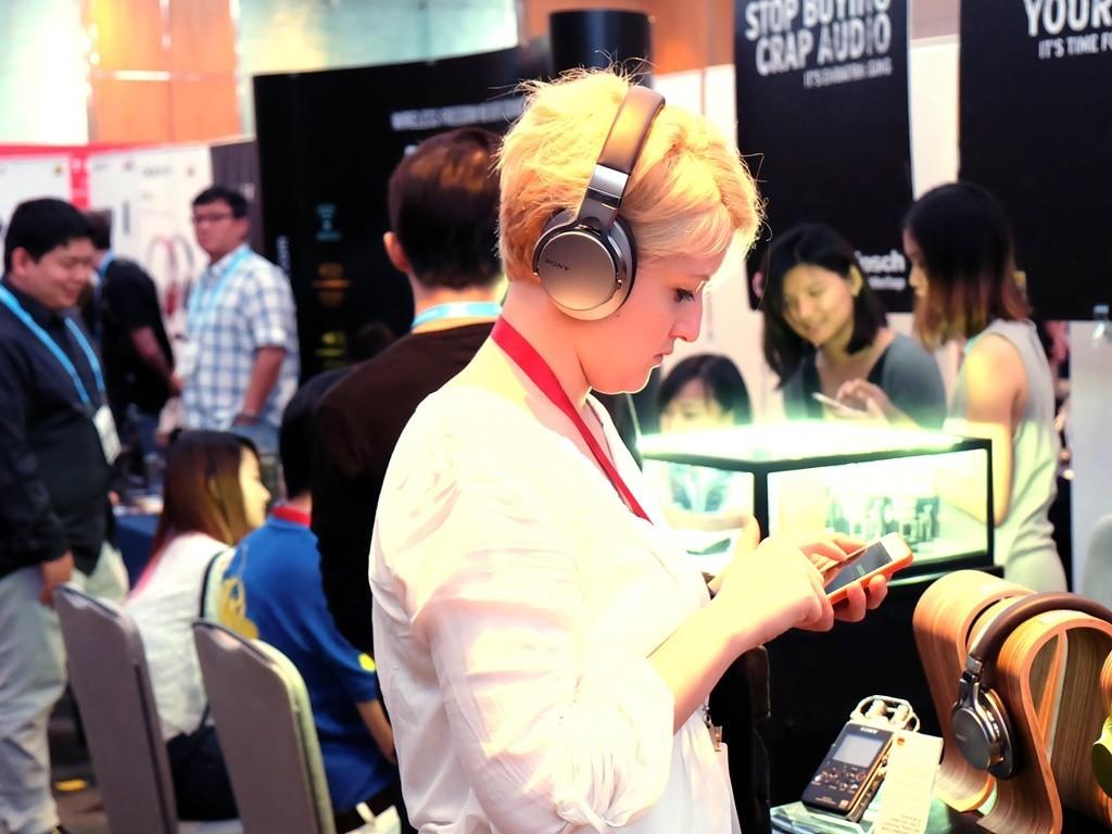 Sắp diễn ra sự kiện Portable Audio Show Lần 1: Khi nghe nhạc di động dần soán ngôi