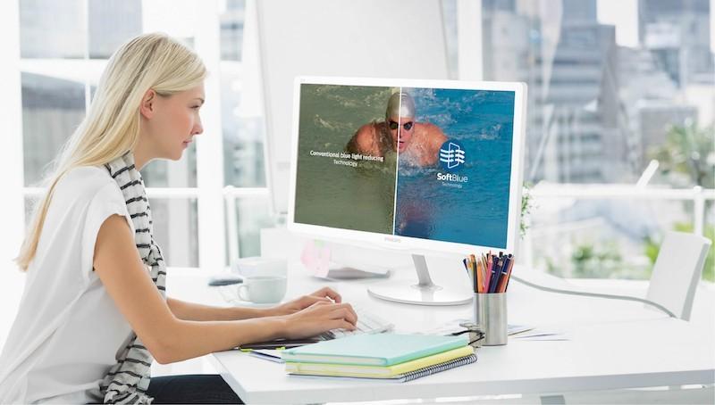 Viết Sơn chính thức phân phối màn hình Philips