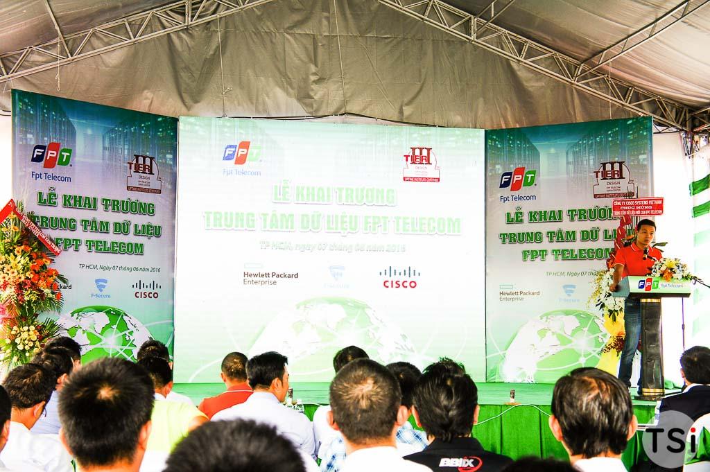 FPT Telecom mở rộng Data Center đạt chuẩn Uptime Tier III tại TP.HCM