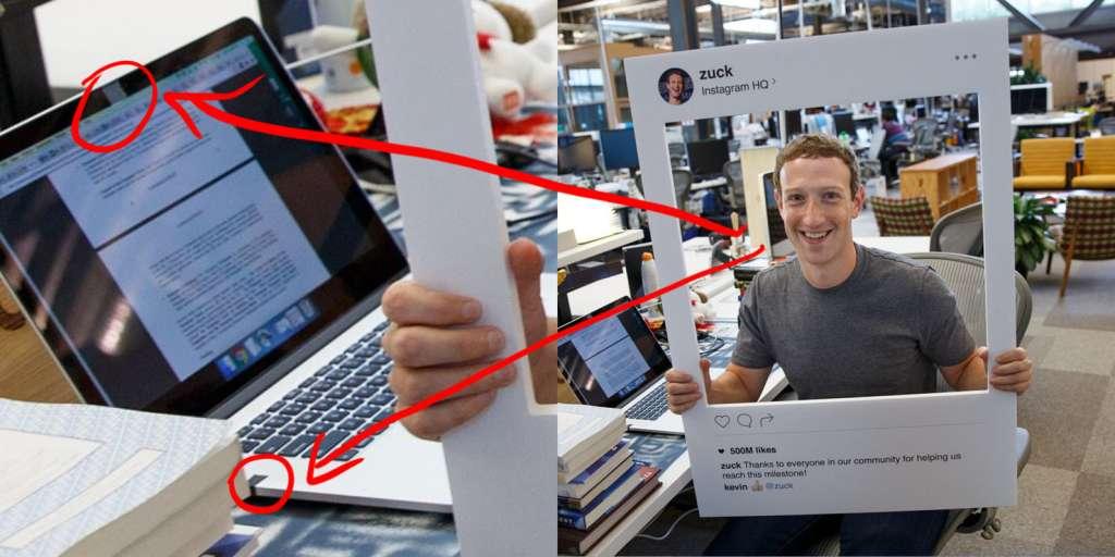 Macbook của Mark Zuckerberg dán băng keo ở webcam và microphone