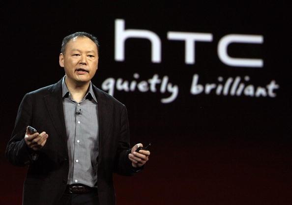 Peter Chou được cho là đã rời HTC sau 11 năm