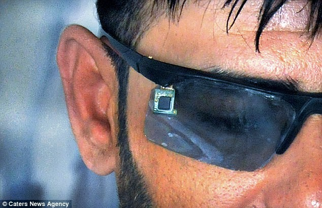 Sáng chế mới giúp ẩn nội dung trên màn hình iPhone khỏi ánh mắt tò mò