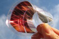 Tế bào quang điện siêu mỏng có thể uốn cong có thể làm thay đổi các thiết bị điện tử