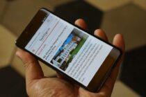 Ảnh thực tế smartphone cấu hình tốt OnePlus X