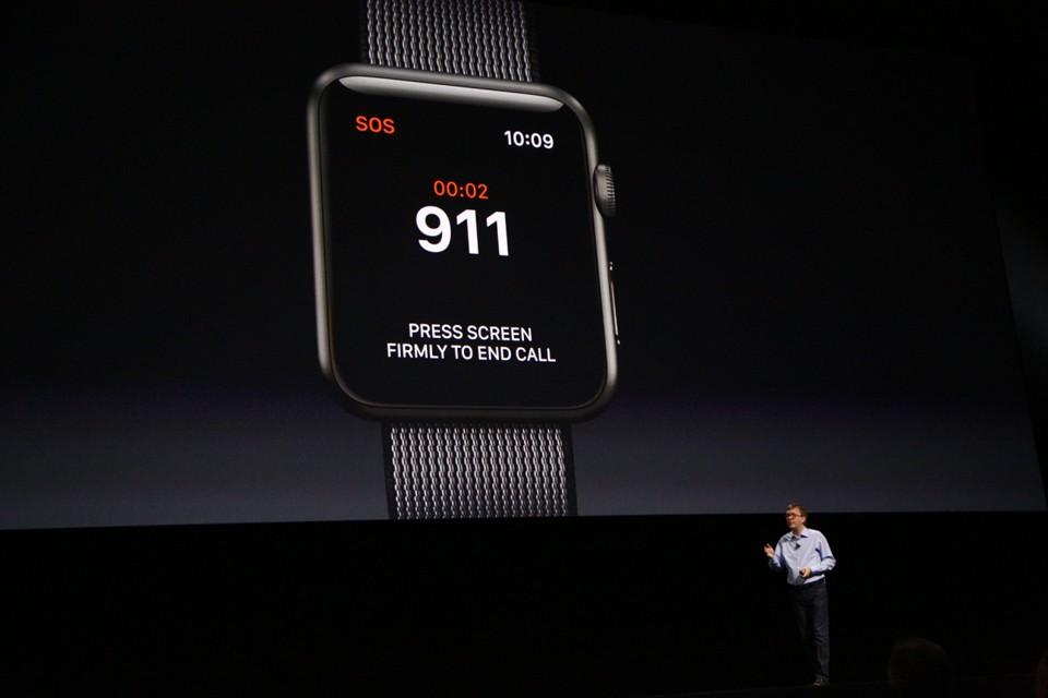 Apple ra mắt Watch OS 3.0: nhanh hơn 7 lần, giao diện có nhiều cải tiến