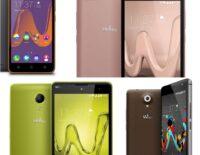 Digiworld ra mắt 4 smartphone và phablet Wiko giá từ 1,7 triệu