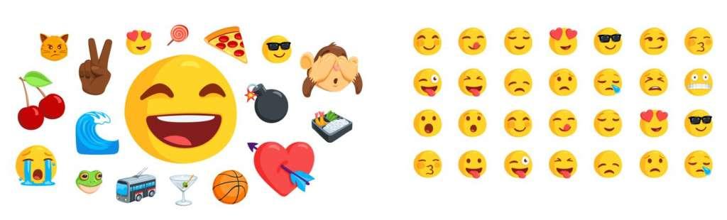 Facebook đưa thêm nhiều biểu tượng cảm xúc (emoji) vào Mesenger