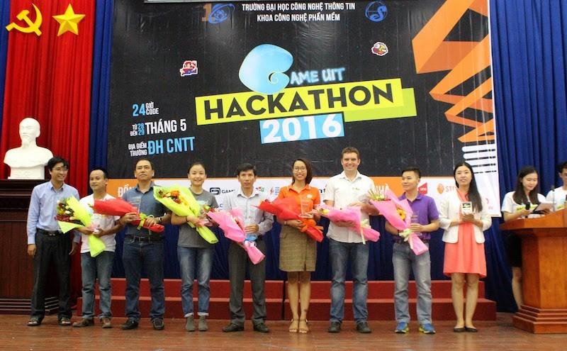 Game UIT Hackathon 2016: cuộc thi làm game trong 24h dành cho sinh viên