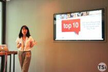 cô Hà Lâm Tú Quỳnh - Giám đốc truyền thông Google tại Việt Nam