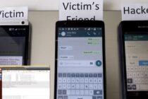 Video hacker chiếm tài khoản WhatsApp và Telegram, từ đó đọc nội dung tin nhắn từ xa