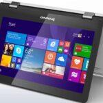 Ra mắt Lenovo Yoga 300 giá 8 triệu, màn hình 11 inch, hợp nhất laptop và tablet