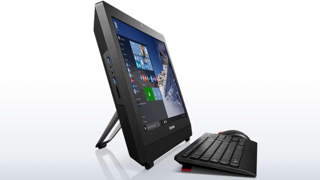 Lenovo giới thiệu máy tính để bàn và máy AIO cho doanh nghiệp