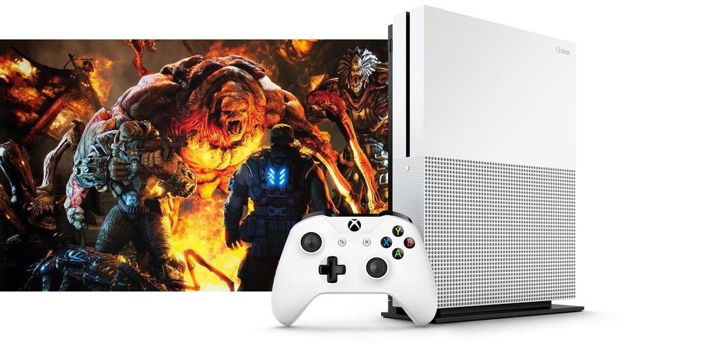 Thiết bị chơi game mới Xbox One S bị tiết lộ qua ảnh rò rỉ