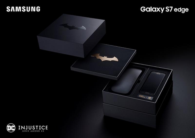 Viễn Thông A mở đặt trước Samsung Galaxy S7 Edge Injustice