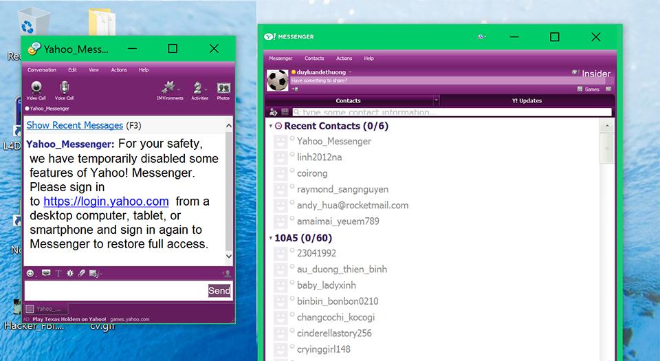 Yahoo Messenger, cái chết đã được báo trước từ rất lâu